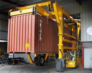 Combi-SC3 Telescopic Toplift